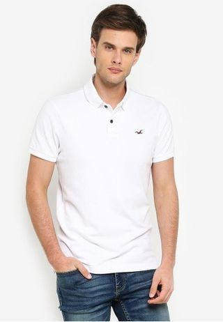 Original Hollister Slim Fit Polo Shirt