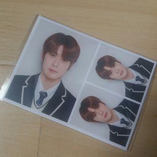 NCT 127 BACK TO SCHOOL KIT JAEHYUN PHOTO ID