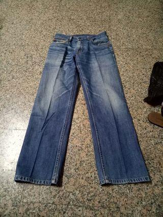 Levi's 造型牛仔褲-506---28腰