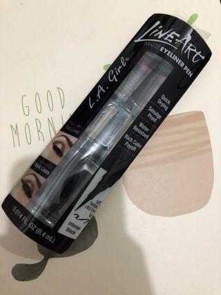 spidol matte eyeliner pen