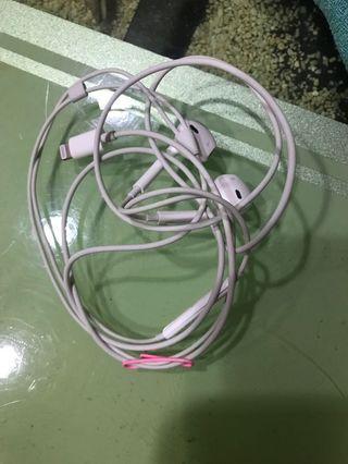 商品買回~apple 耳機