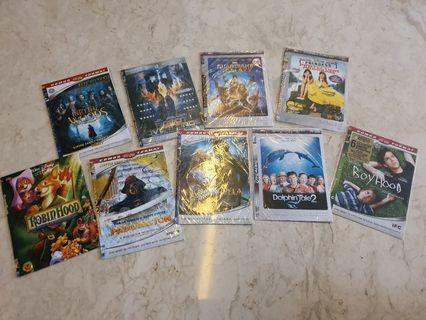 Film  dvd 9 macam
