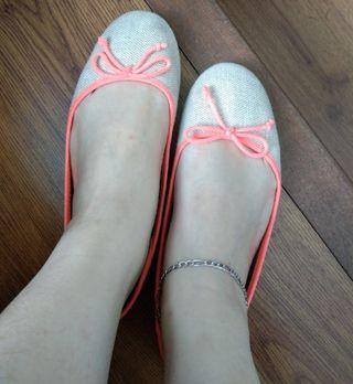Flat Shoes Zara