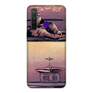 American Romance Oppo Realme 5 Pro Custom Hard Case