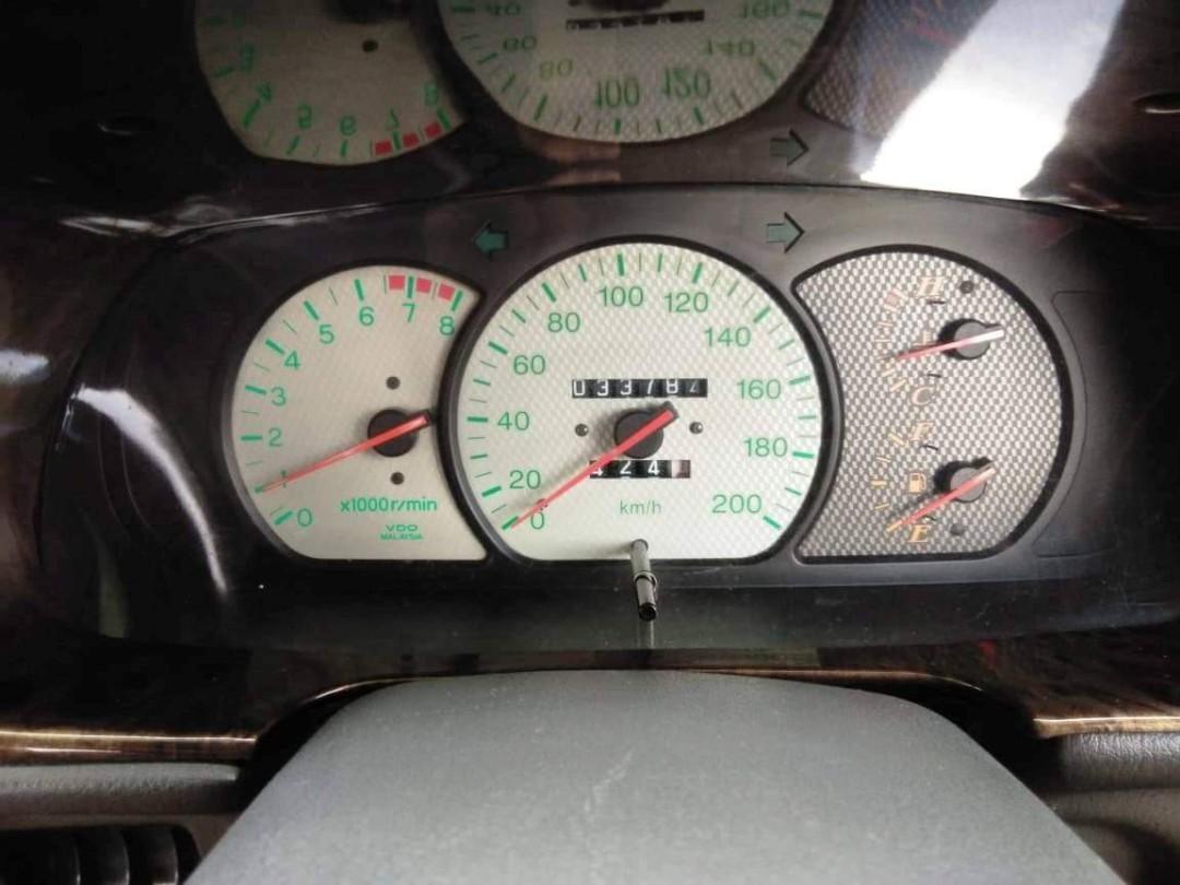 2006 Proton Wira 1.5 GL Sedan (M) Blacklist Gaji Cash Grenti Loan Lulus