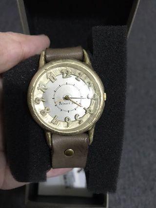 日本手工錶
