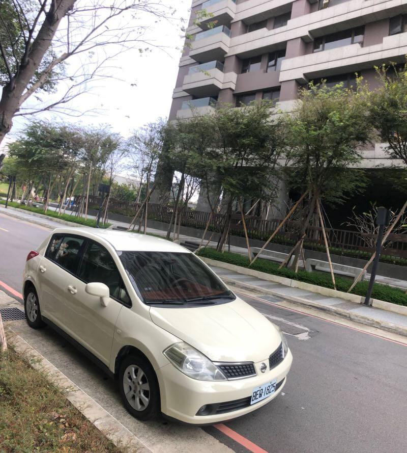 2008 Nissan Tidda(踢打)1.8