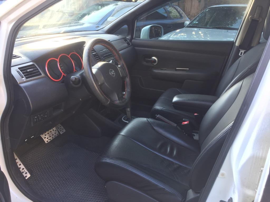 2011 Nissan Tiida 1.6 4D