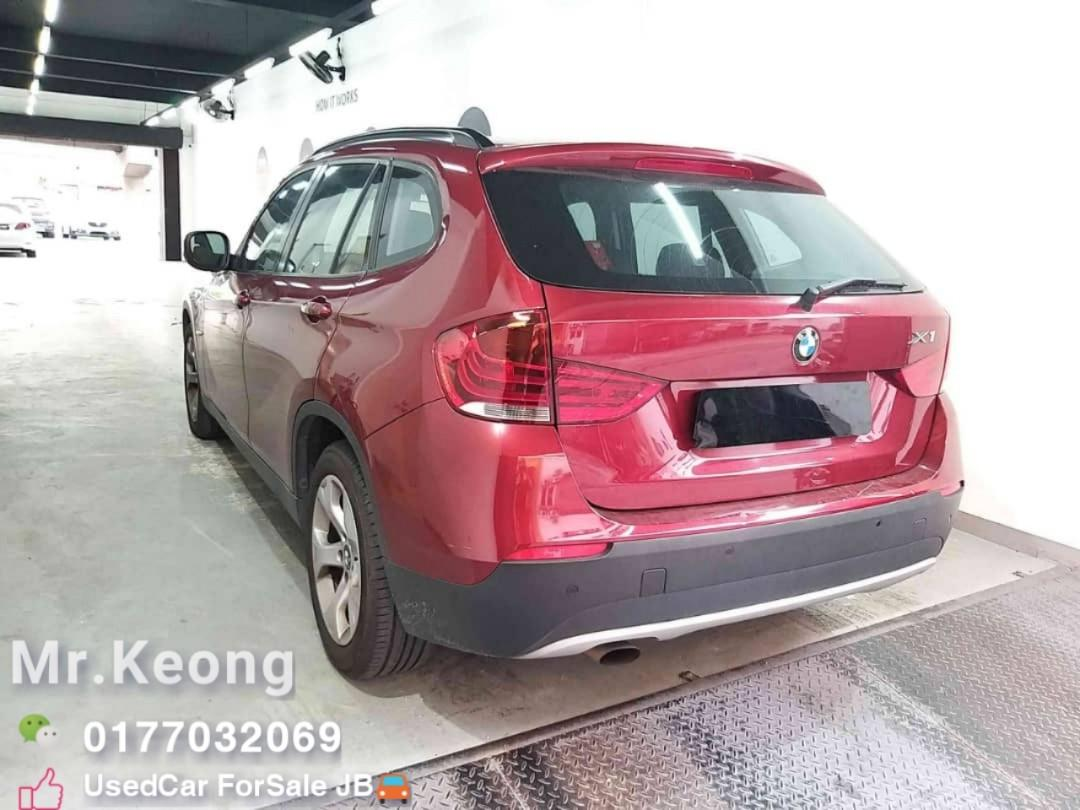 2012TH🚘BMW X1 2.0AT ssDrive18i PETROL LowMILEAGE 10XXXXK MOnthly 🎉TipTop Condition/LEATHER SEAT Cash🎉OfferPrice Rm55,800 Only👍Interested Call📲Keong 0177032069🤗