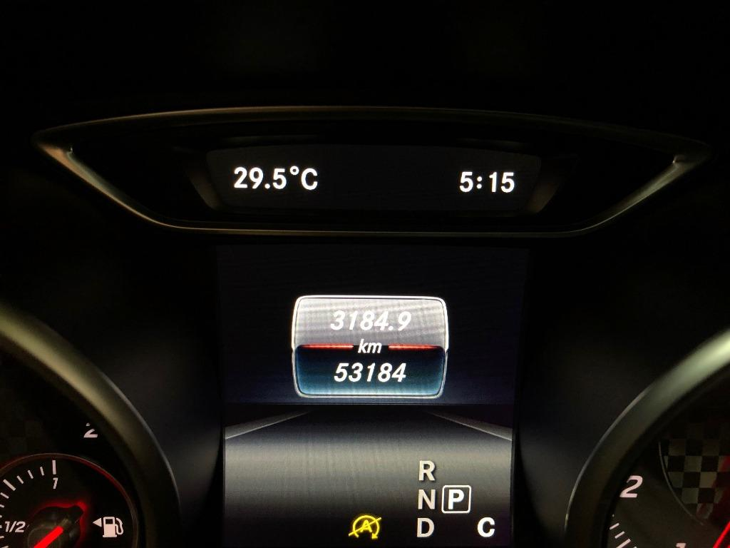 2015 MERCEDES BENZ A250 2.0 (A) FACELIFT AMG LOCAL CBU