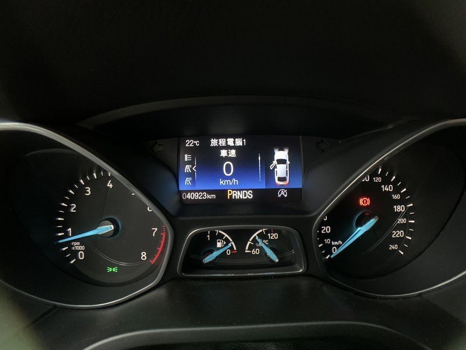 2016年 福特 FOCUS MK3.5 1.5T