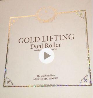 Golden lifting roller/Setrika Wajah