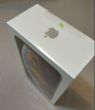 全新 未拆封 蘋果 Apple iPhone XS Max 256G 台灣公司貨
