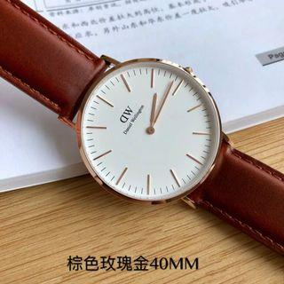 Daniel Wellington Classic St Mawes watch original with box