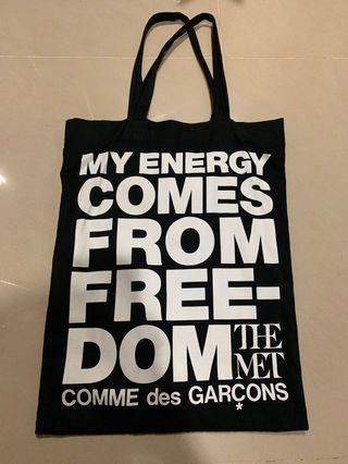Comme des Garçons x The Met 托特包