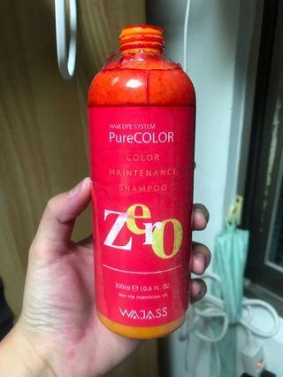 #剁手時尚 Zero 矯色洗 色洗 粉紅色 紅色系 補色 洗髮精