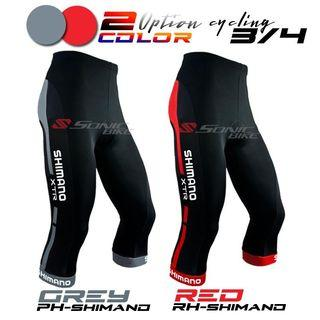 Free Delivery T High Quality 3/4 Cycling Pant PH-SHIMANO