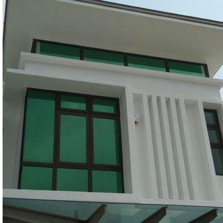 House & Office Window Tinted Film