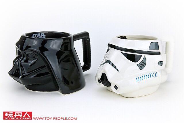 星際大戰3D立體馬克杯