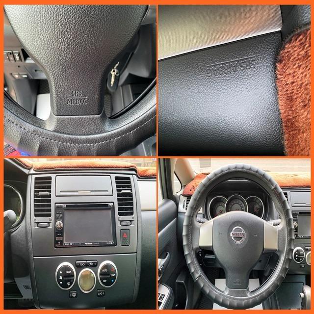 一代 5門掀背 2012 Nissan TIIDA 1.8 日產 鐵達 灰