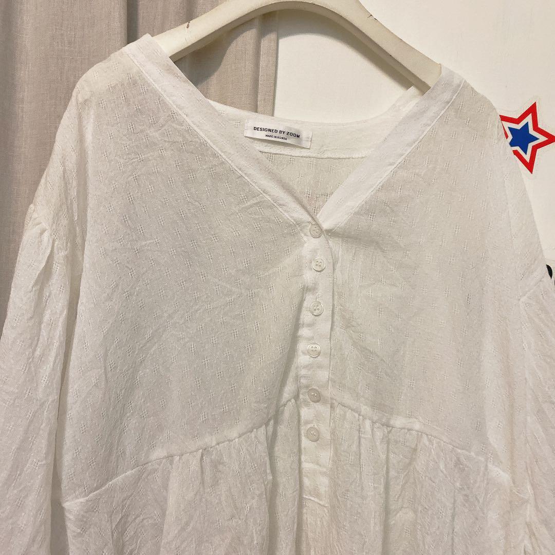 韓國🇰🇷帶回 正韓棉麻全新洋裝