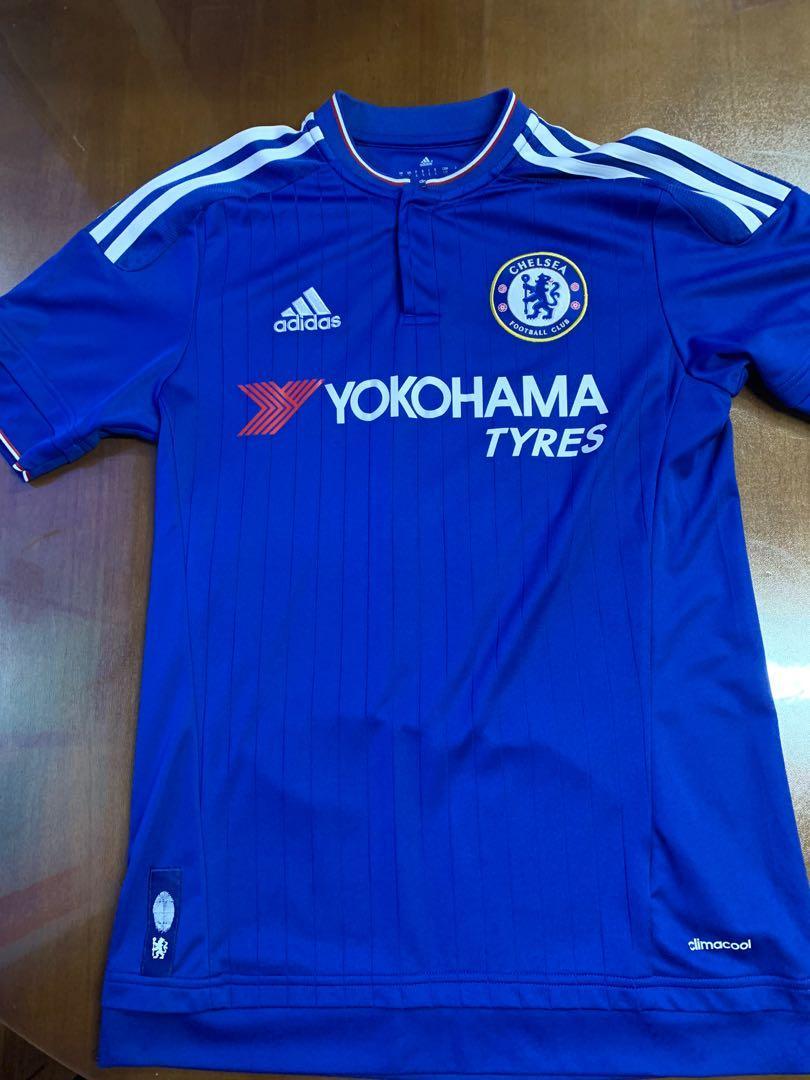 車路士 球衣 Chelsea kit 法比加斯