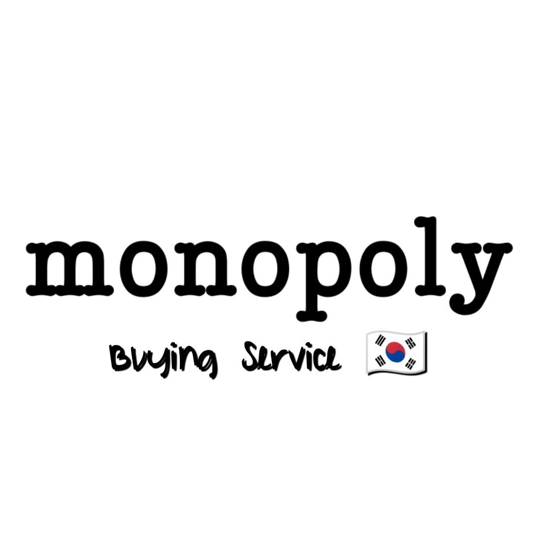 <🇰🇷 GO CLOSED> BT21 X MONOPOLY MERCHANDISE BUYING SERVICE #BTS