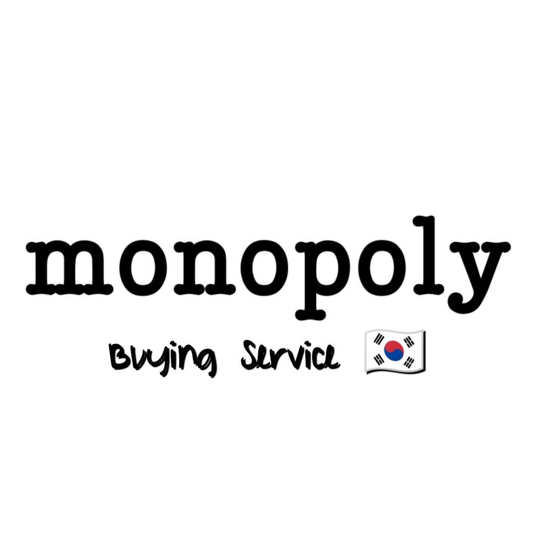 <🇰🇷 GO> BT21 X MONOPOLY MERCHANDISE BUYING SERVICE #BTS