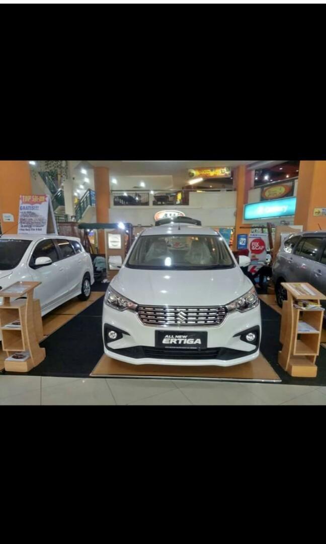 All New Ertiga NIK 2019 Cuci Gudang