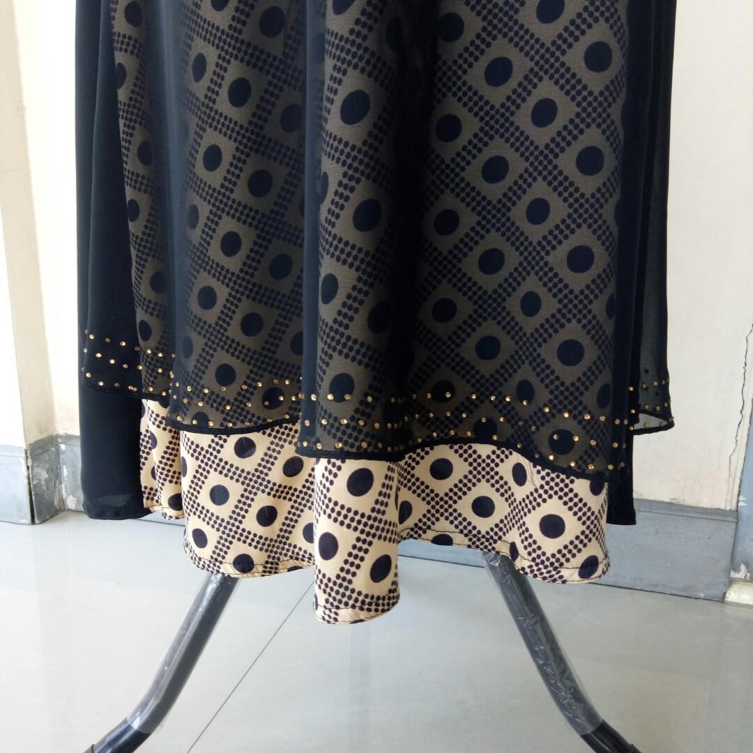 ORI Arabian Dress Gamis #1111special