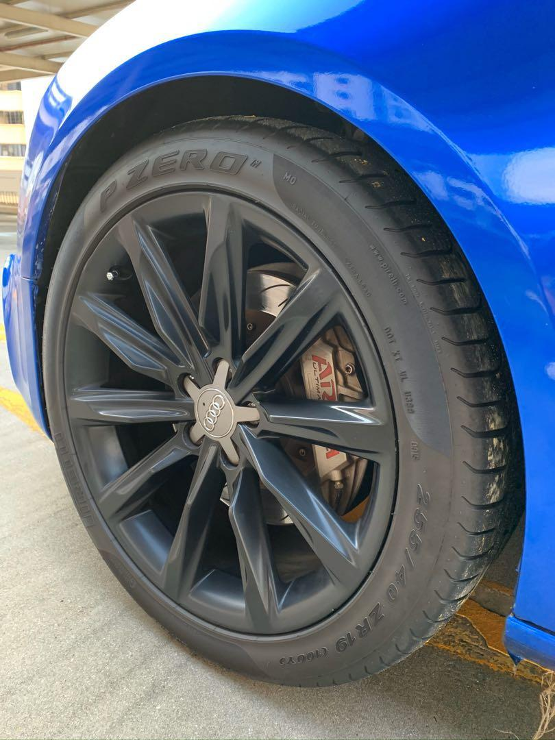 Audi A5 Audi A5 Sportback 1.8 TSFI Auto