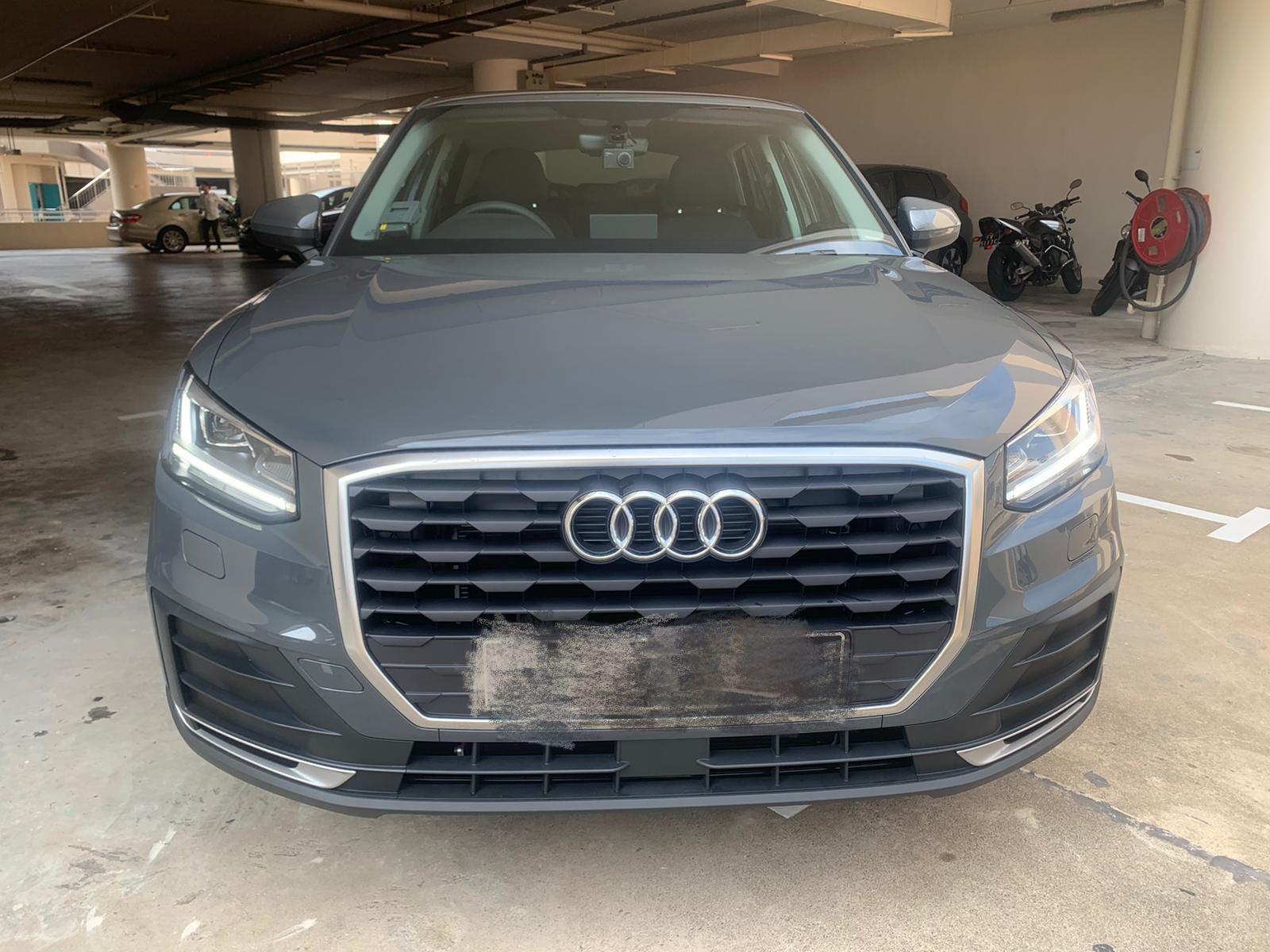 Audi Q2 1.0a turbo