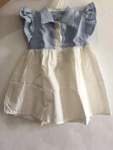 Baby dress 3-6m
