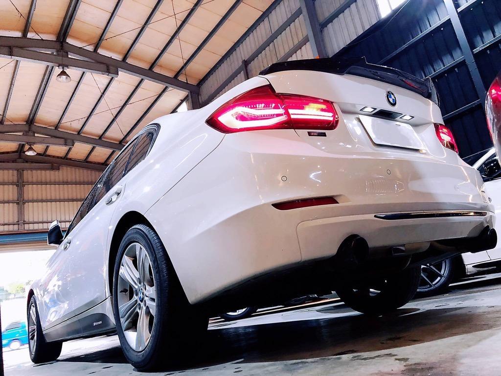 #BMW #F30 #MSPORT #寶馬 #板橋小蝶