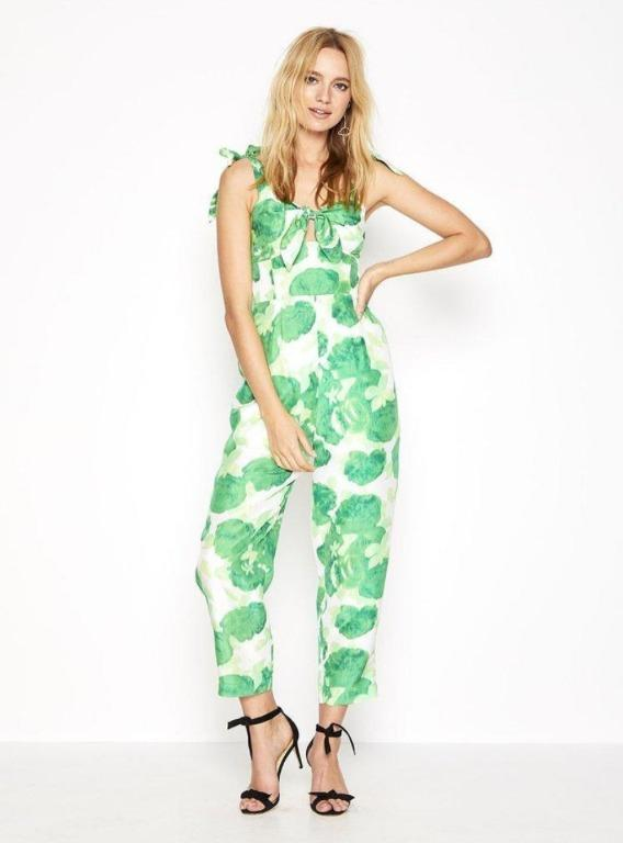 BNWOT ALICE MCCALL ACID FERN BETTY BABY JUMPSUIT - SIZE 12 AU/8 US (RRP $450)