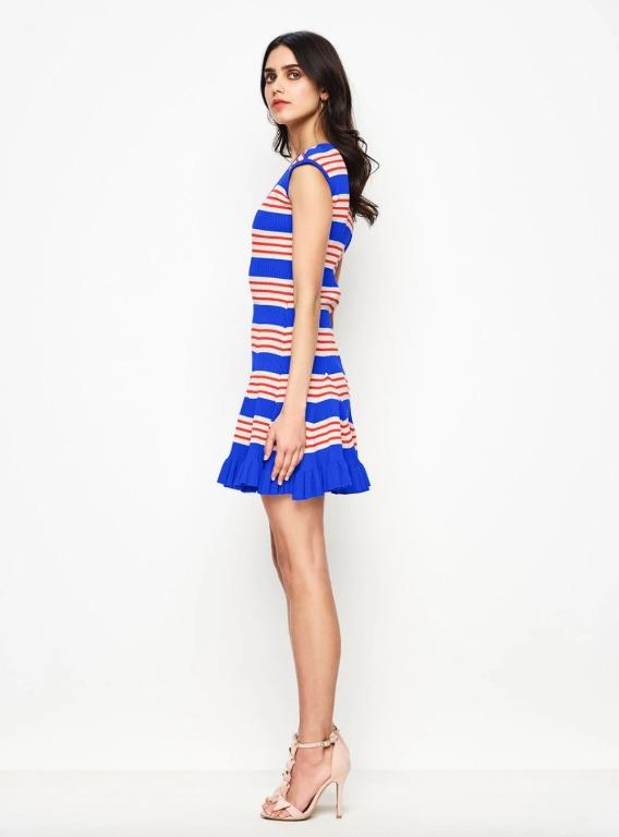 BNWOT ALICE MCCALL ELECTRIC & SCARLET FRENCHIE DRESS - SIZE 6 AU/2 US (RRP $340)