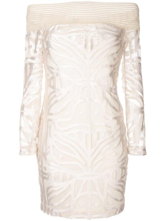 BNWT ALICE MCCALL OATMEAL LUNAR MINI DRESS - SIZE 8 AU/4 US (RRP $360)