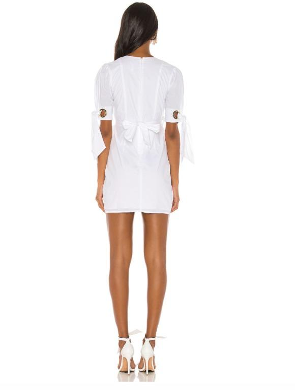BNWT ALICE MCCALL PORCELAIN EVERYTHING MINI DRESS - SIZE 10 AU/6 US (RRP $395)
