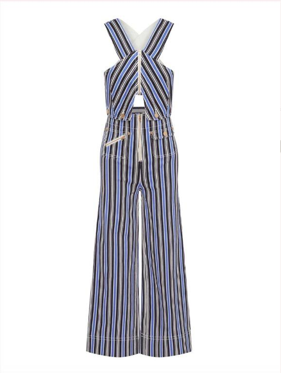 BNWT ALICE MCCALL ROYAL BABY PLEASE JUMPSUIT - SIZE 8 AU/4 US (RRP $395)