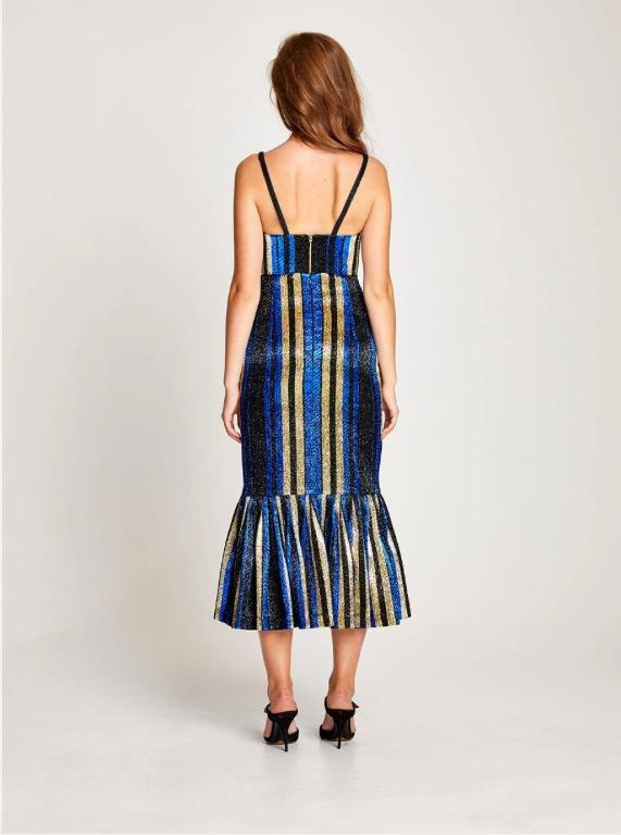 BNWT ALICE MCCALL ROYAL ONE WORLD SKIRT - SIZE 6 AU/2 US (RRP $360)
