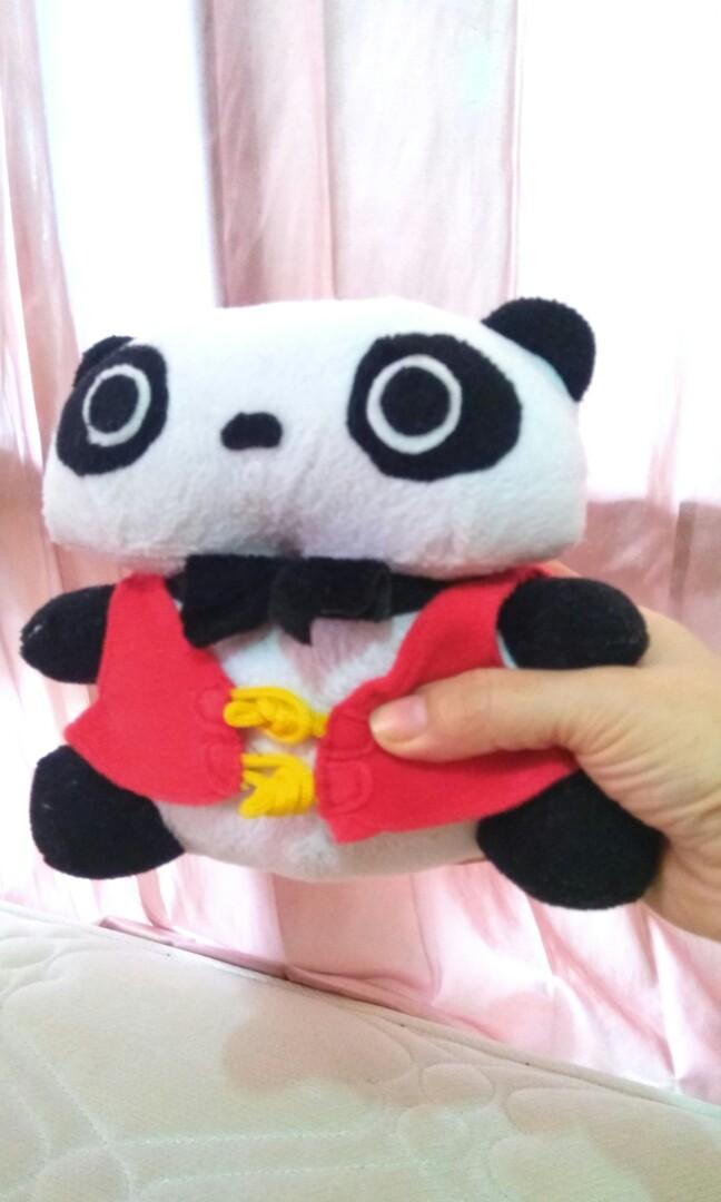 Boneka Panda