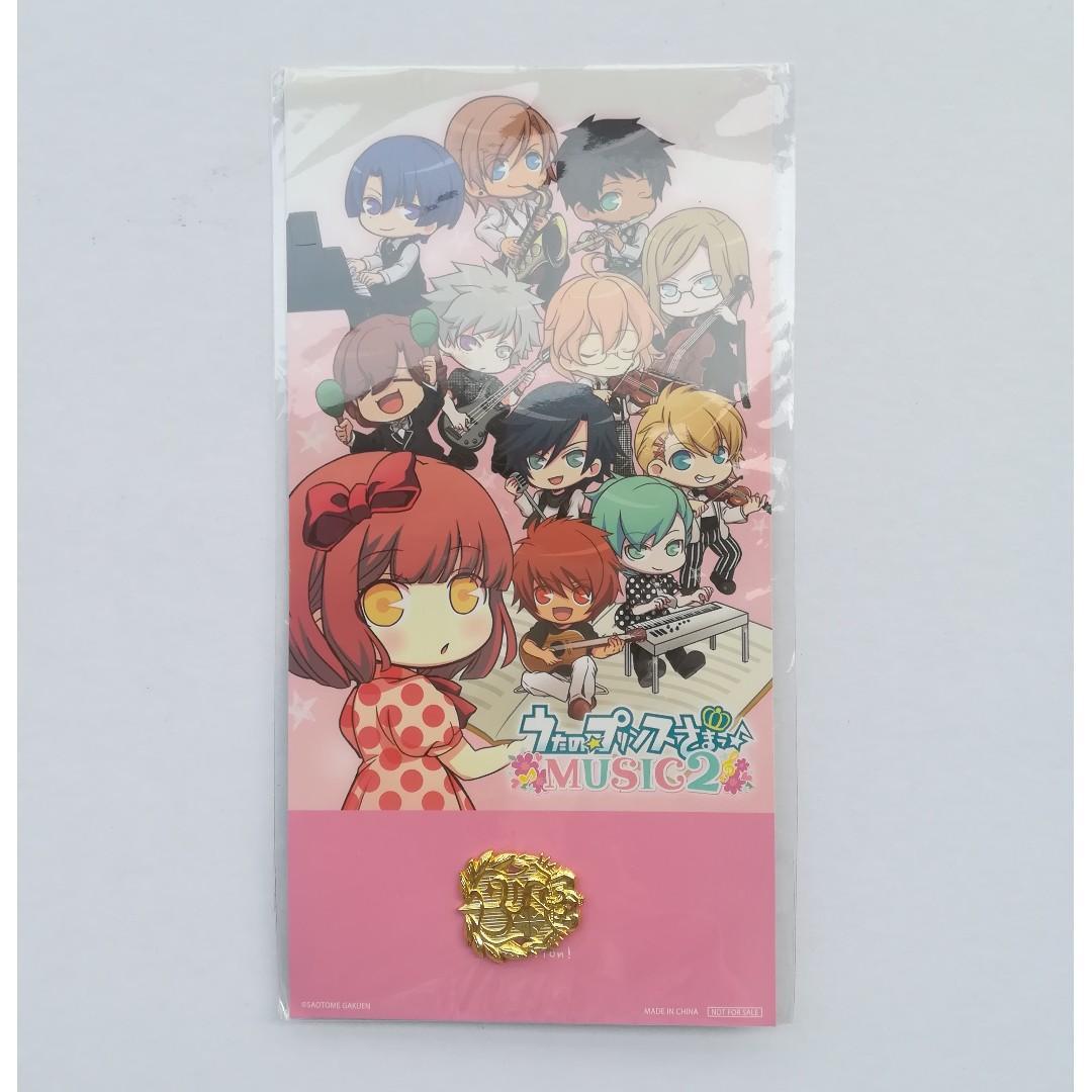 (Bonus) Uta no☆Prince-sama♪ MUSIC2 - Shining Emblem / Pin