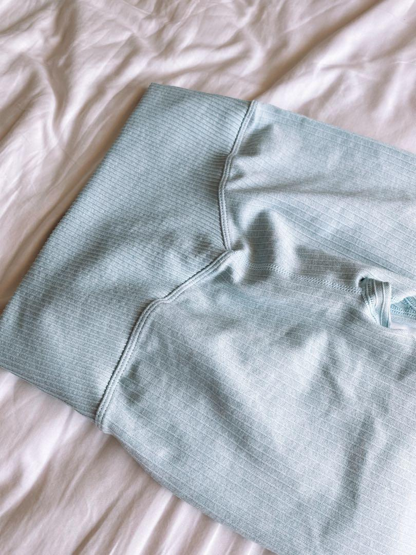 Brand new never worn - mint high waisted gym leggings - size XS fits 6-8
