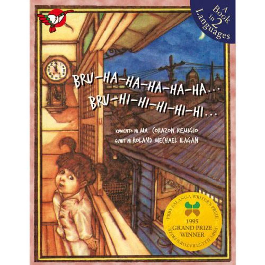 Bru-ha-ha-ha-ha-ha… Bru-hi-hi-hi-hi-hi… | English Filipino Bilingual | Adarna House | Children's Book