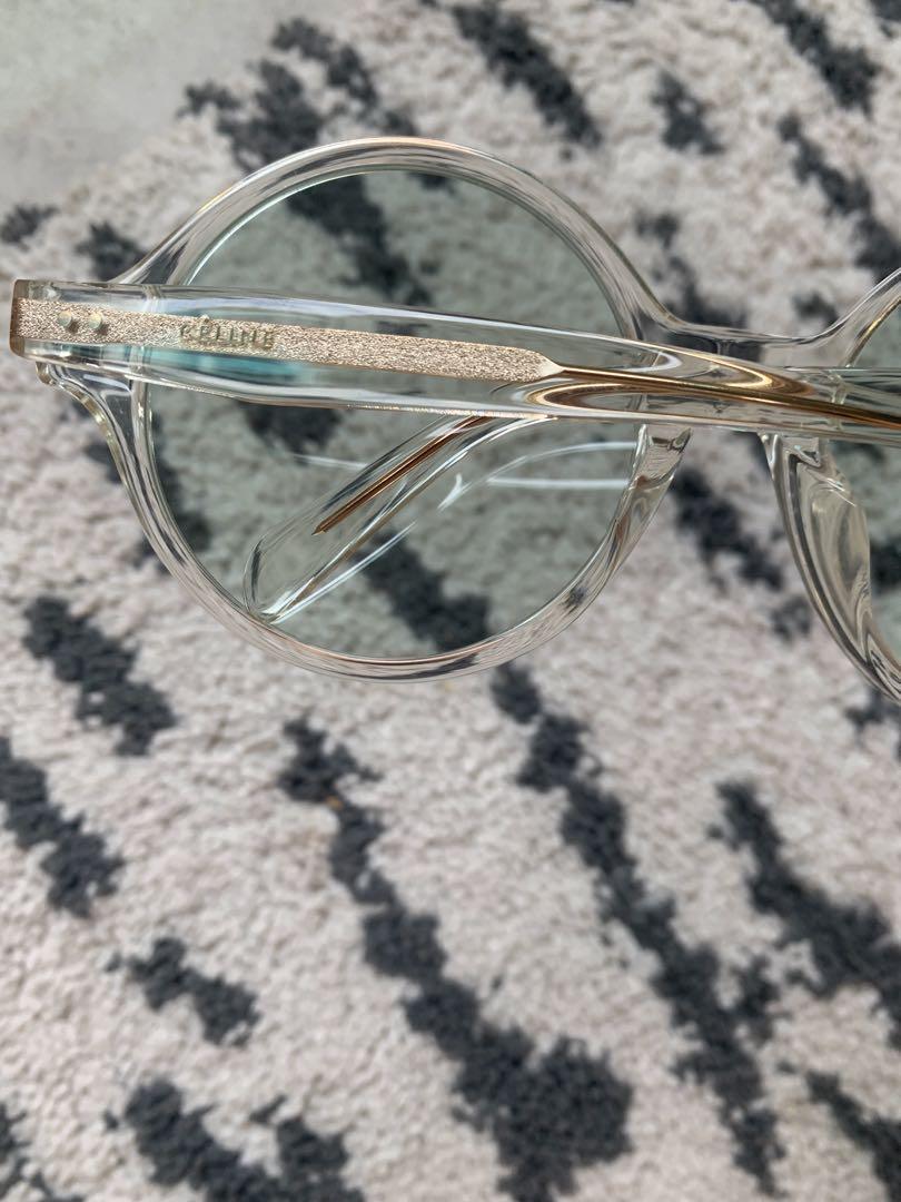 Celine sunglasses retro round