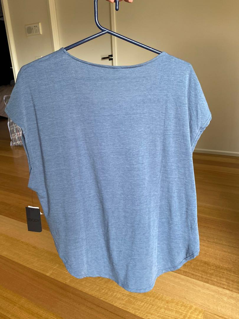 Cotton on body navy over sized T-shirt brand new with tags