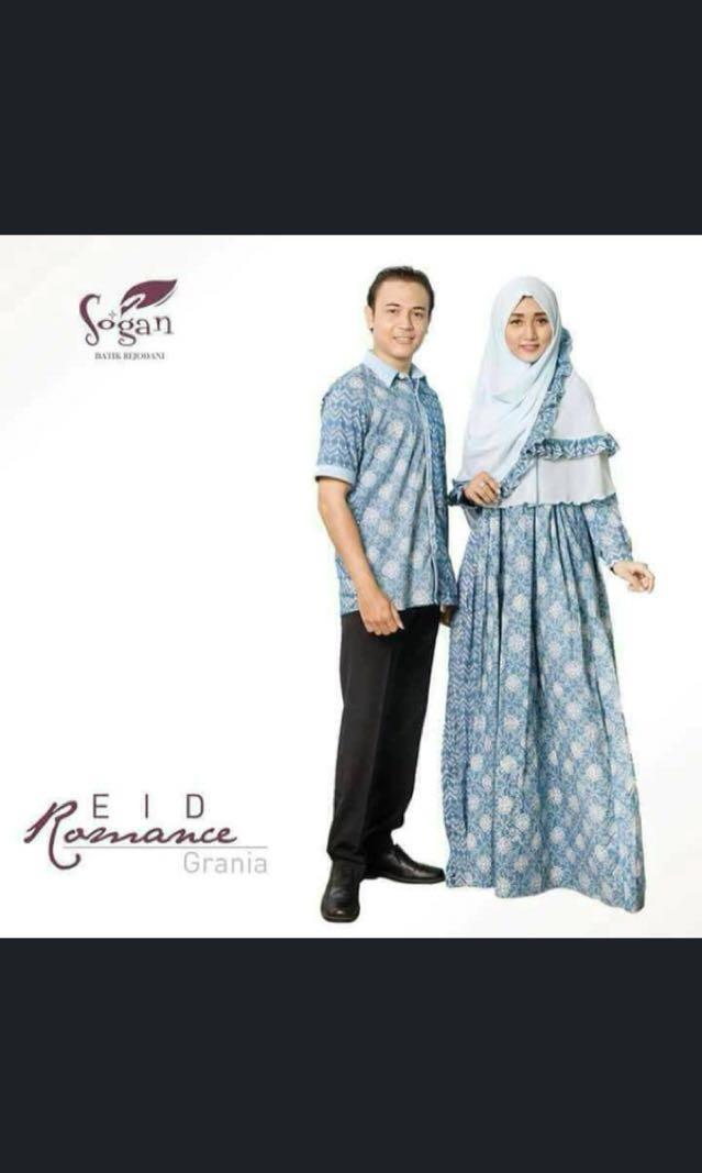Couple by sogan batik