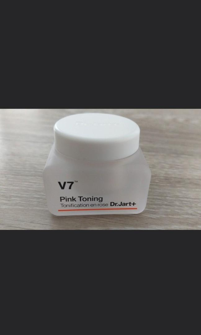 Dr. Jart V7 Pink Toning
