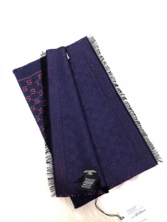 Gucci Scarf 羊毛頸巾 3色入