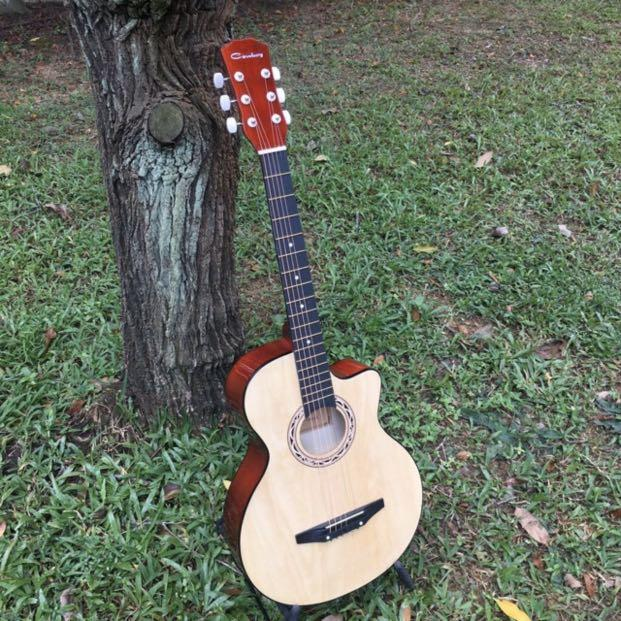"Brand New 38"" Acoustic Guitar"